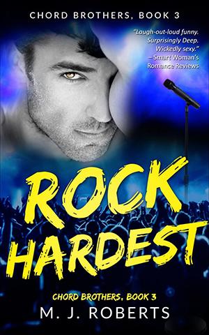 Rock Hardest Book 3
